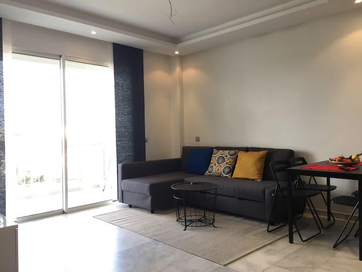 Rabat appartement moderne hay Riad