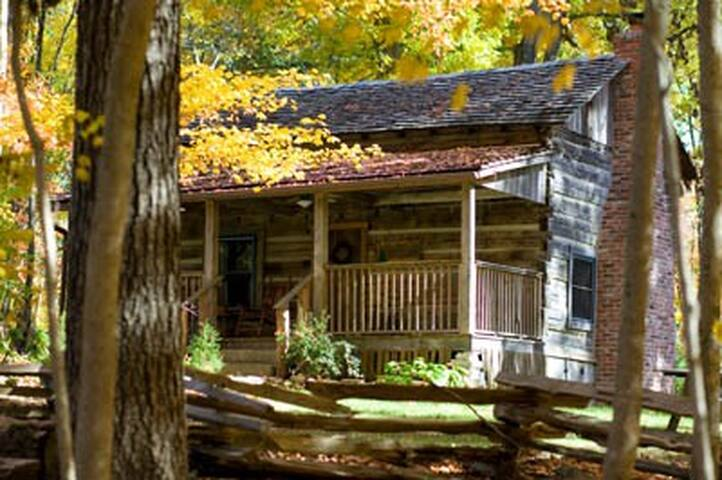 The Cabins On Cedar Ridge -Foust Cabin - Clinton - Stuga