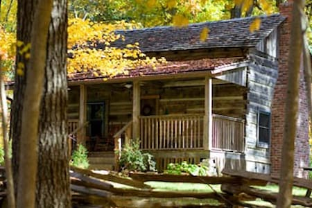 The Cabins On Cedar Ridge -Foust Cabin - Clinton
