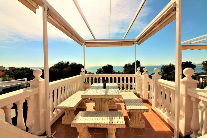 Maison 4 chambres entre Marbella et Gilbraltar - Estepona - House