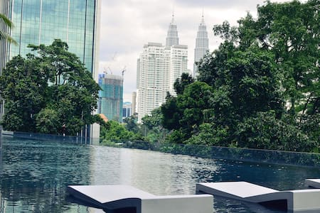 NEW & MODERN Home in CITY CENTRE - Kuala Lumpur - Apartment