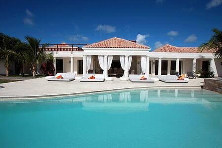 Agora villa - Optimum Caraïbes - 3 cac/bdr - Les Terres Basses - Villa