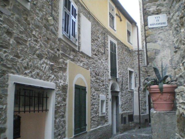 MareMontaltoMontagna - Montalto Ligure - Apartamento
