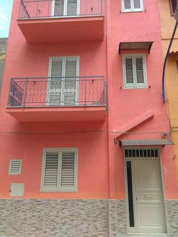 Accogliente casa in centro - Ribera - Haus