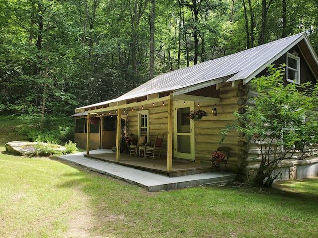 Mossy Creek Cabin at Skybrook Farms