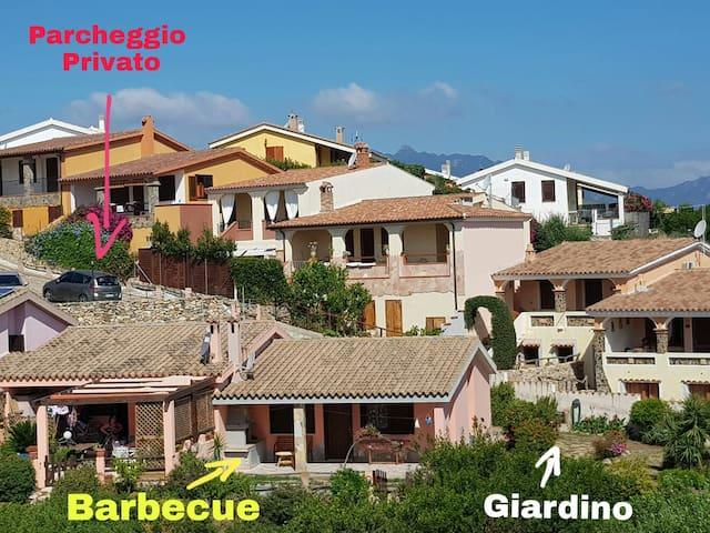 Villetta al mare  con giardino!!!