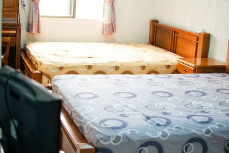 AlongSea45 - 2 Double Rooms - Fangliao Township - Ev