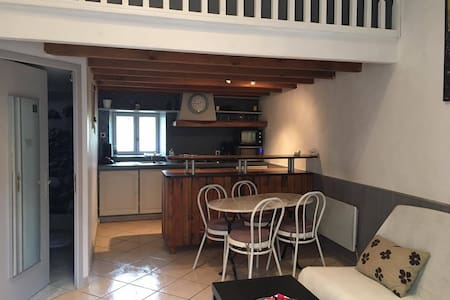 Appartement de charme - Proche de Blaye - Cartelègue - Wohnung