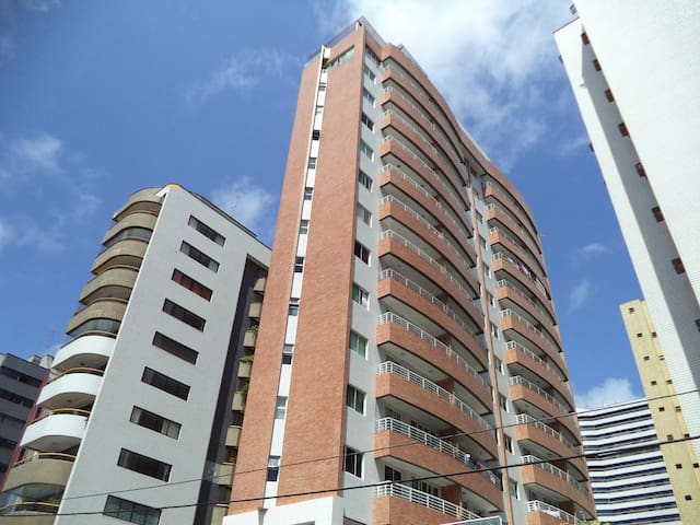 Apartamento Flat Brisa do Mar Residence