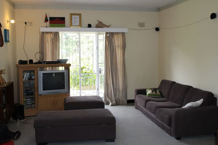 Central Blantyre Apartment - Blantyre - Appartement