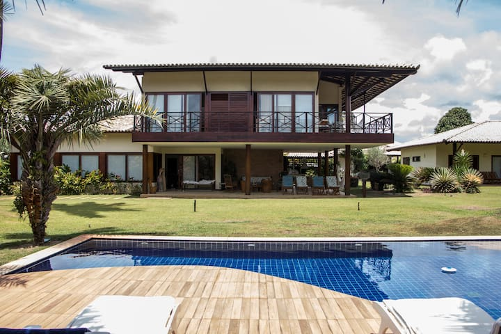 Amazing Villa by the beach