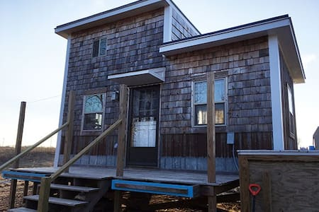 Tiny House Guest Retreat is relisted, - Fairfield - Kulübe