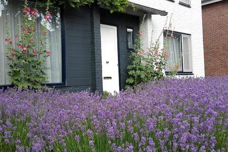 Romantic and cosy B&B in Hulst, Zealand - Hulst - Huis