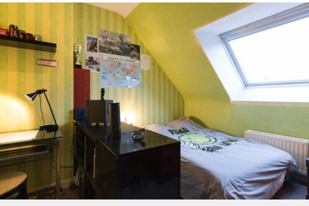 Chambre chez l habitant houses for rent in rennes - Chambre chez l habitant rennes ...