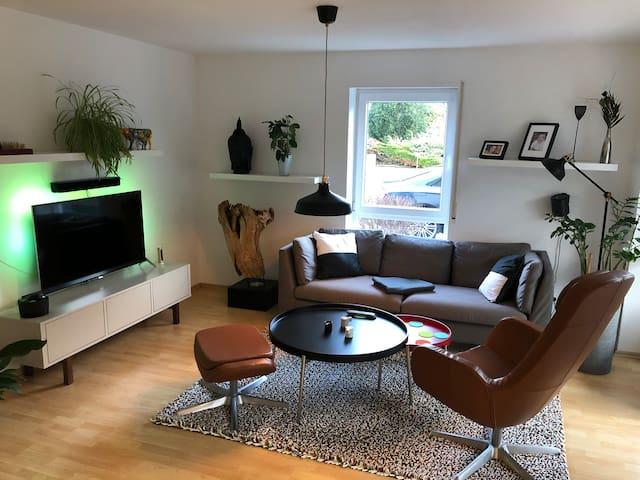Wohnung mit 75qm in Sinsheim