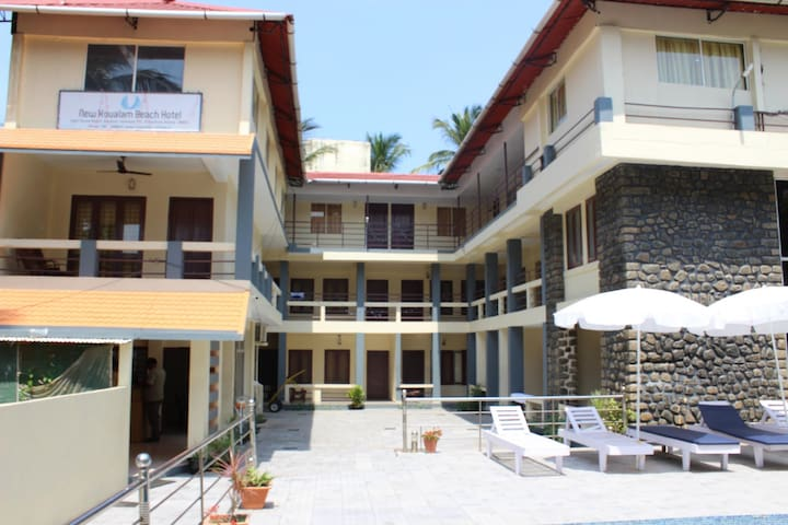 New Kovalam Beach Hotel