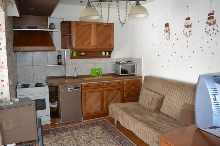 Πλήρες εξοπλισμένο διαμέρισμα - Nea Michaniona - Apartment