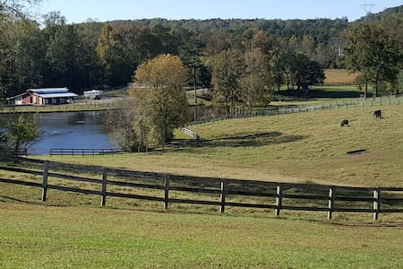 Scenic and Serene Farm House close UNC Chapel Hill - Pittsboro - Maison