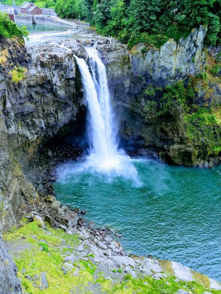 Snoqualmie Waterfalls