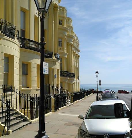 Dapper style beachside pad in Brighton Hove