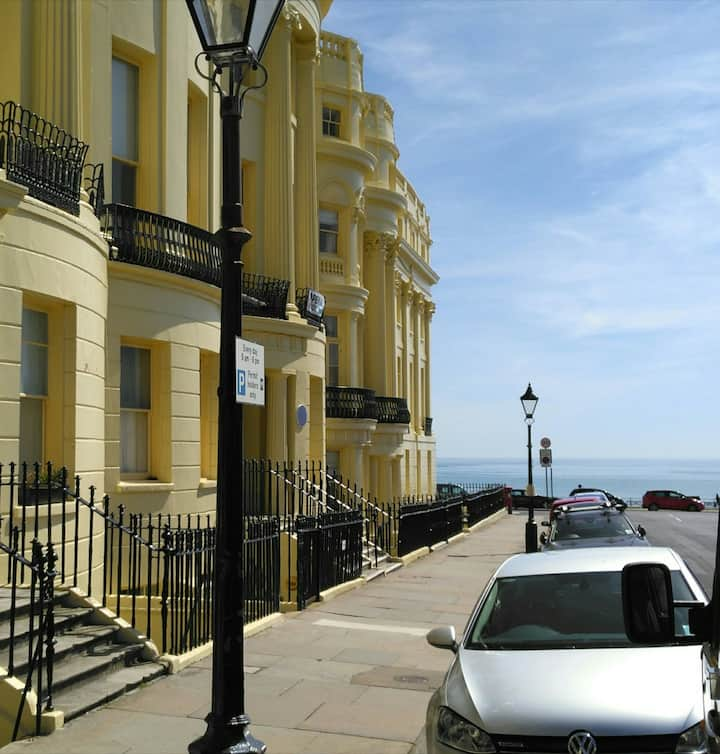 Dapper style beachside pad in Brighton Hove