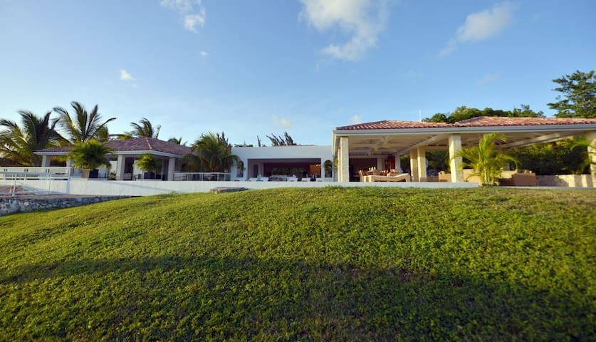 3 bd, terrace, landscape views - Saint Martin - Villa