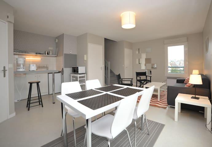 Le Petit Bouillon 1 - Chartres - Apartment