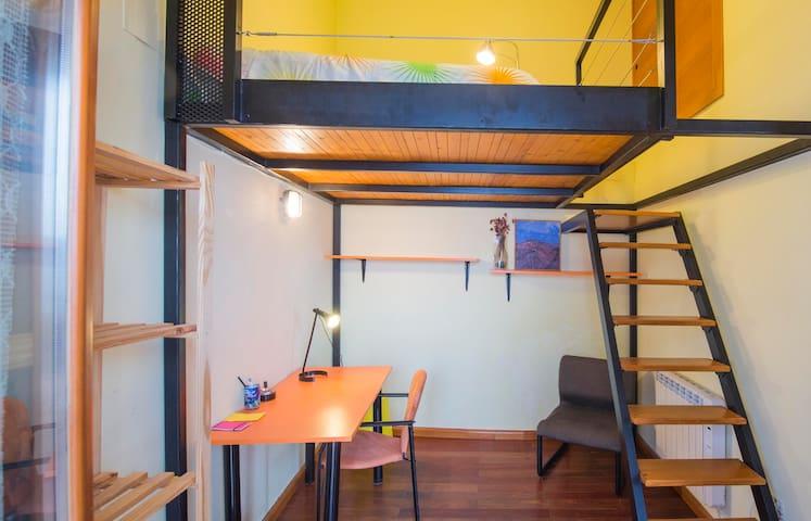 Romántica Suite en el barrio Judío, - Toledo - House
