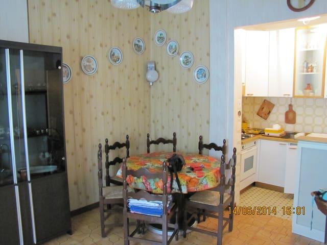 Appartamento Vacanze a Deiva Marina - Ca' Mirò - Wohnung