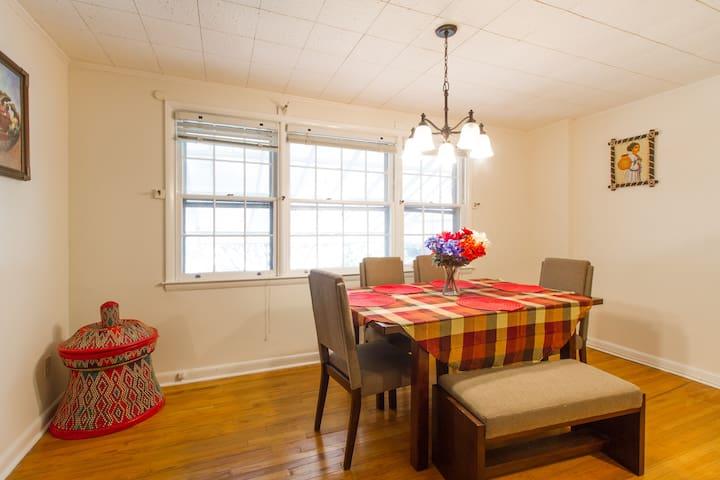 2 bedroom apartment minutes from Center City - Philadelphia - Apartment