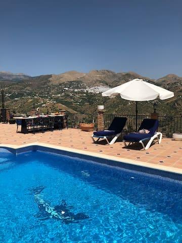 Villa Archez uw B & B in Andalusië  (kamer 2)