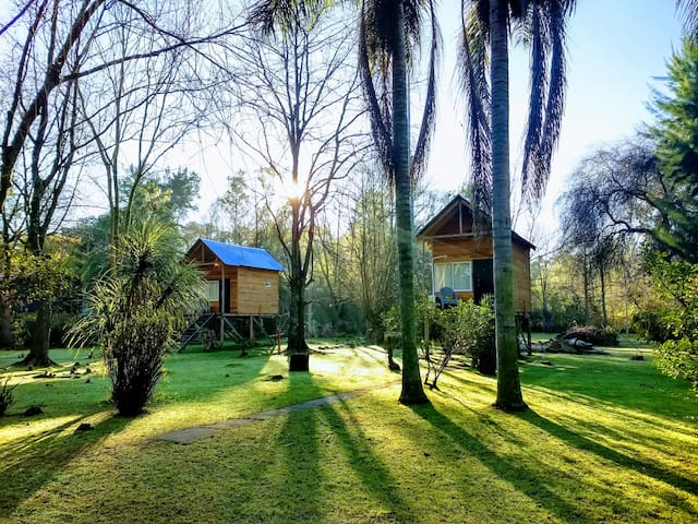 Cabañas Le Parc Delta de Tigre