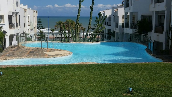 dar bouazza tamaris beach house2