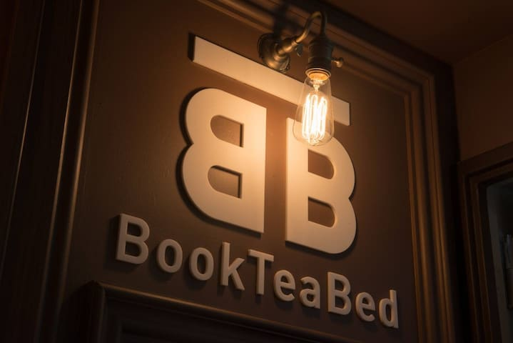BookTeaBed GINZA HONDANA STYLE