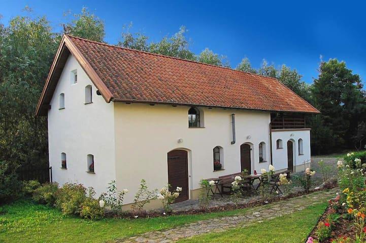 Dom na wsi na Mazurach