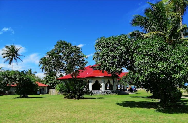 STANDARDCABANA1 Langtaran Grove White Beach Resort