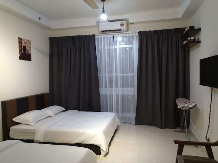 Adam Studio Suite, Level 11 Kelantan Trade Centre