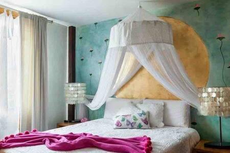 Hotel Boutique Valle de Oca ( Suite con Chimenea)