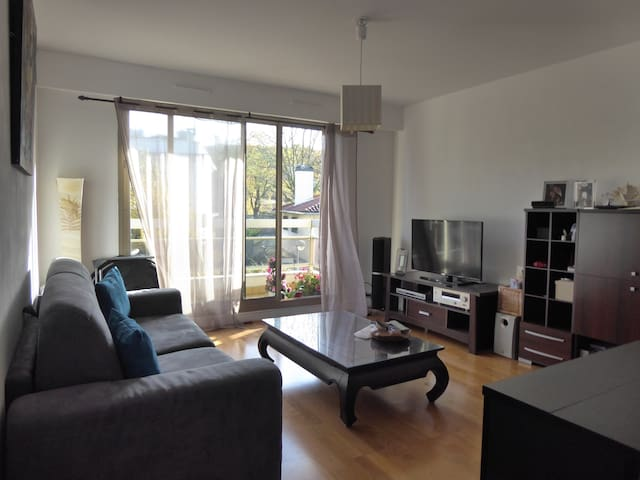 Calm appartment close to Paris - Meudon