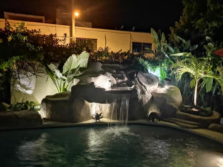 Doña Licha. Apartment p/4 pers. a 50 m del mar.