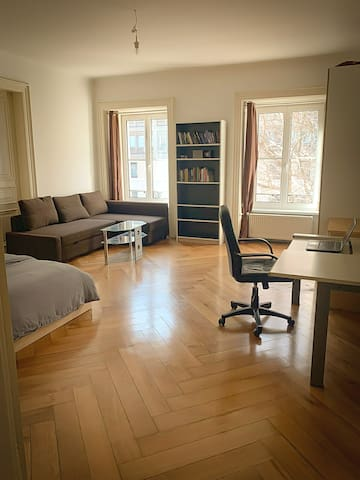 PRIVATE ROOM IN THE HEART OF VIENNA PRATER