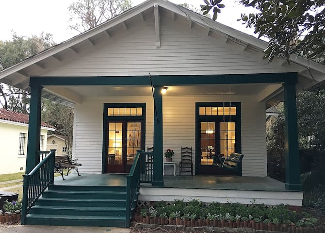 Serene Cottage in Historic Old Dauphin Way - Mobile - House