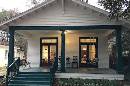 Serene Cottage in Historic Old Dauphin Way - Mobile - Haus