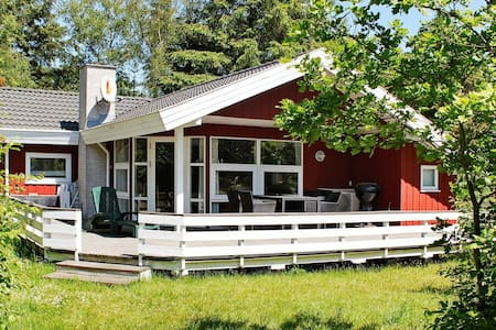 Cozy Holiday Home in Romo with Garden