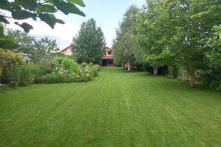 Stunning Retreat with Gorgeous Garden