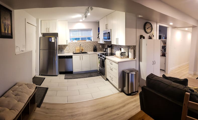 Fully renovated 2 bed suite, perfect for Big White