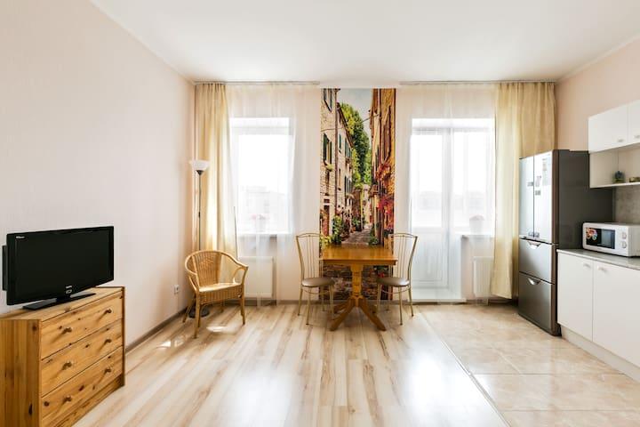 Апартаменты- студия около аэропорта Внуково