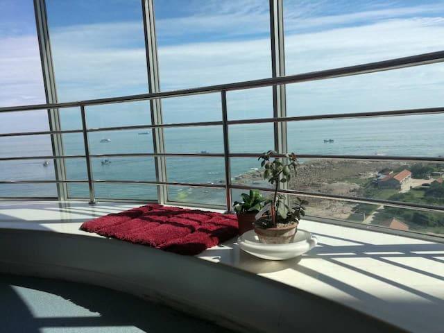八大关景区内无敌海景房 - Qingdao - Apartment