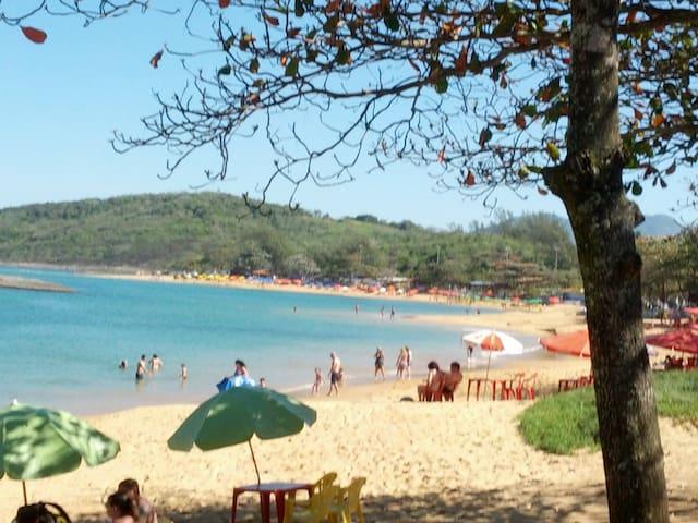 Praia de Setiba - Balneário de Setiba