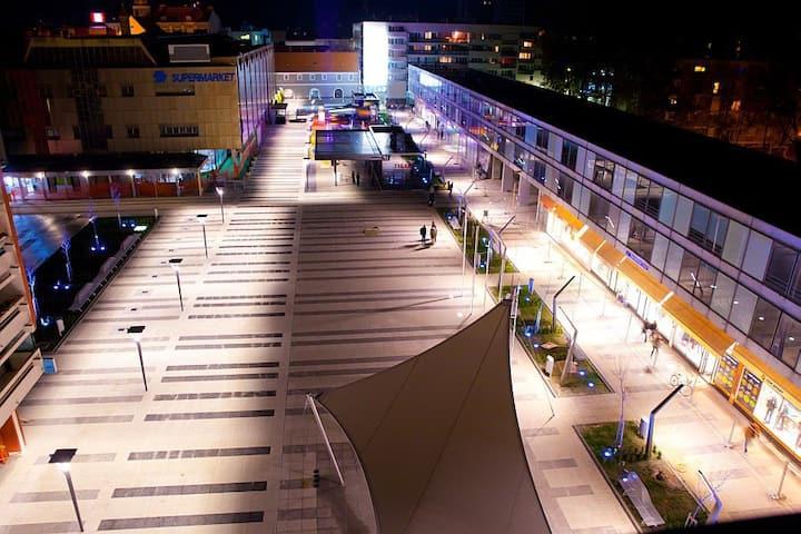 Apartman BUGA in The Heart of Osijek- Free parking